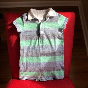 Gymboree summer outfit for babyboy 6-12 months
